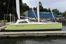 Chris White Designs A47MastFoil